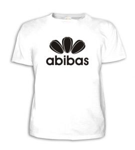 Футболка «Abibas (2)» мужская