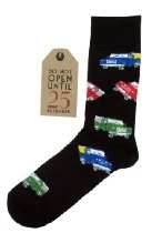 #LandRover Socks (SK142a) LandRover Gift- Includes #Christmas Gift Tag!