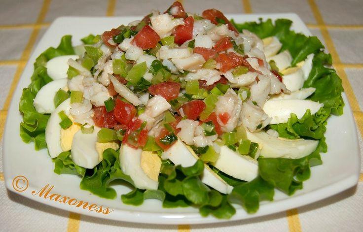 Салат «Сегедский». Венгерская кухня