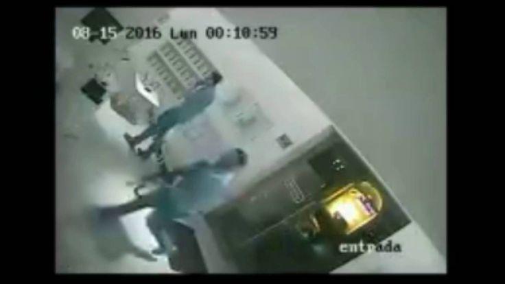 Video: Secuestran al hijo del chapo Jesus Alfredo Guzman