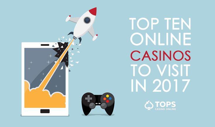 #TopCasinos | Discover the globe's 10 best rated online casinos, top ranked for their game selection, security, bonuses, promotions and so much more!