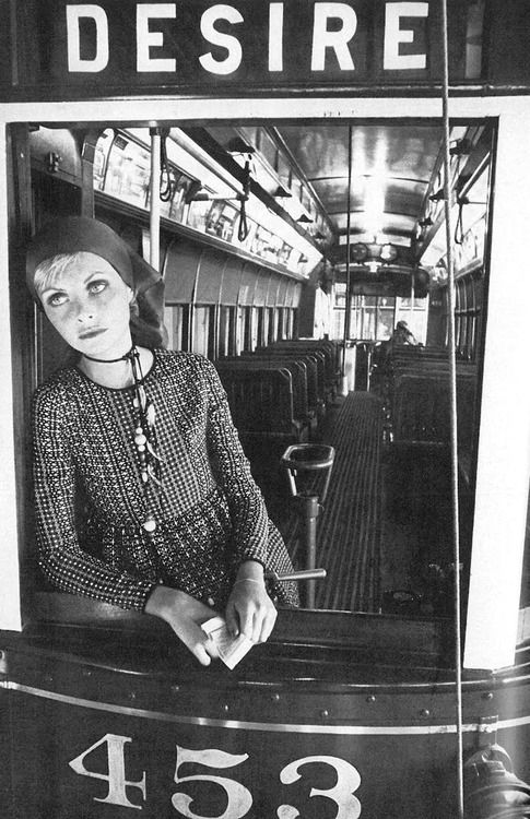 Susannah York by Norman Parkinson, 1971.