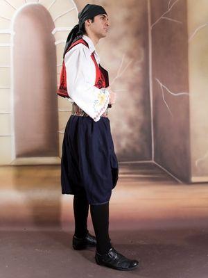 Mani Folk costumes - Greece