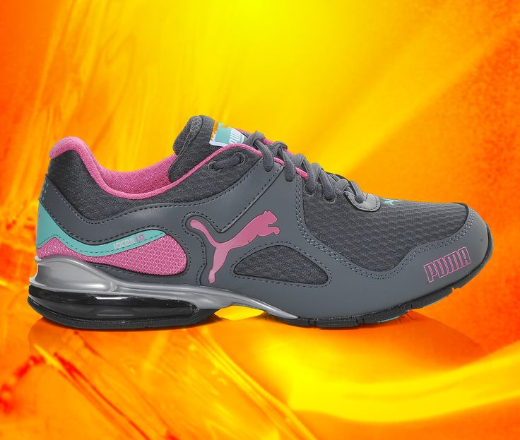 600b0f713963 ... Womens Puma Cell Riaze Running Shoe at Shoe Carnival. Get an athletic  shoe that poses Air Jordan ...
