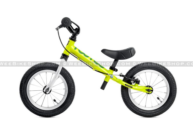 TooToo Balance Bike By YEDOO in Green