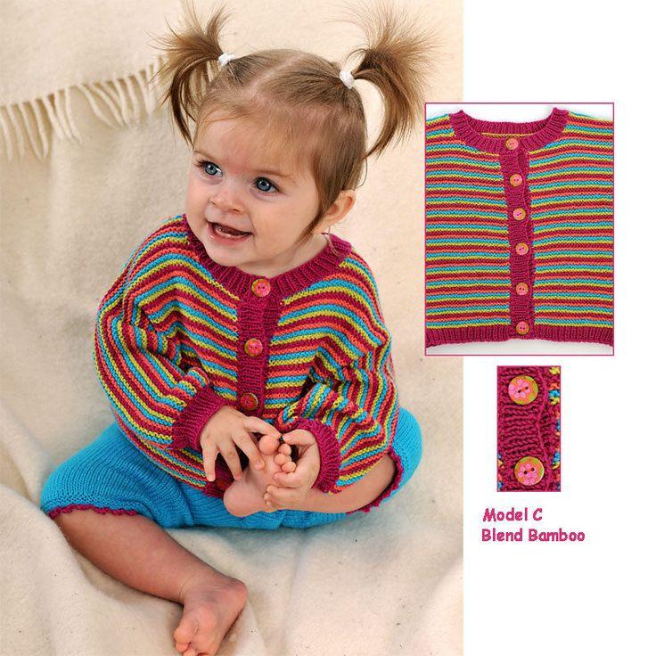 HJERTEGARN BABY № 27 Heft mit 7 süßen Baby Modellen aus Dänemark Reborn Stricken | eBay