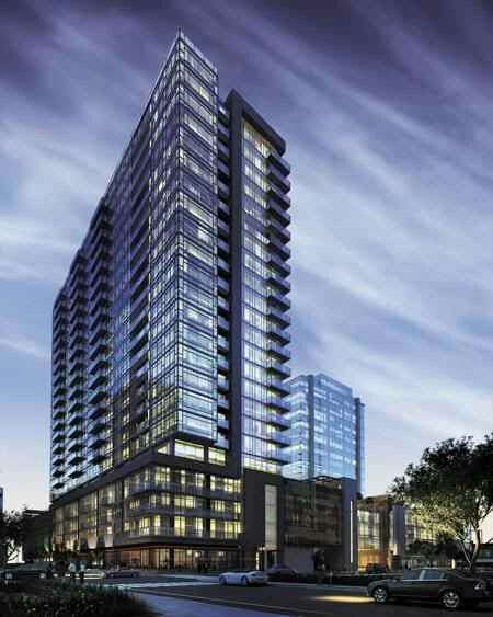 23-story condo building going up @ 12th & Laurel in the Gulch.