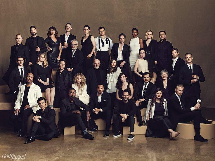 Все голливудские компании на одном фото