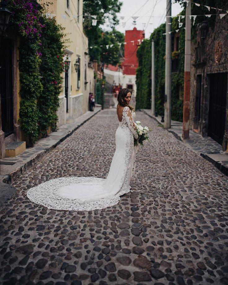 Panache Wedding Gowns: My Michal Medina Wedding Dress From Panache Bridal. I Wore
