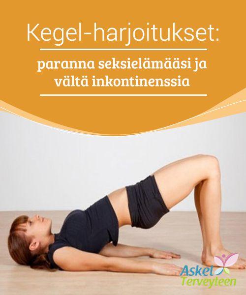 Kegel-harjoitukset: paranna seksielämääsi ja vältä inkontinenssia   Voit tehdä #Kegel-harjoituksia mihin aikaan päivästä tahansa, ja saat niistä #huomattavat tulokset missä tahansa #elämänvaiheessa.  #Terveellisetelämäntavat