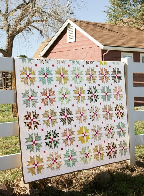 Friday Free Quilt Patterns: Cross & Crown