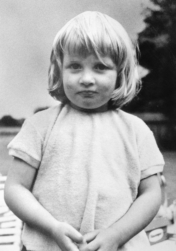 Rarely Seen Photos Show a Private Side of Princess Diana's