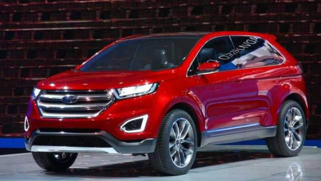 2020 Ford Escape Review Changes And Price Ford Cars News Ford