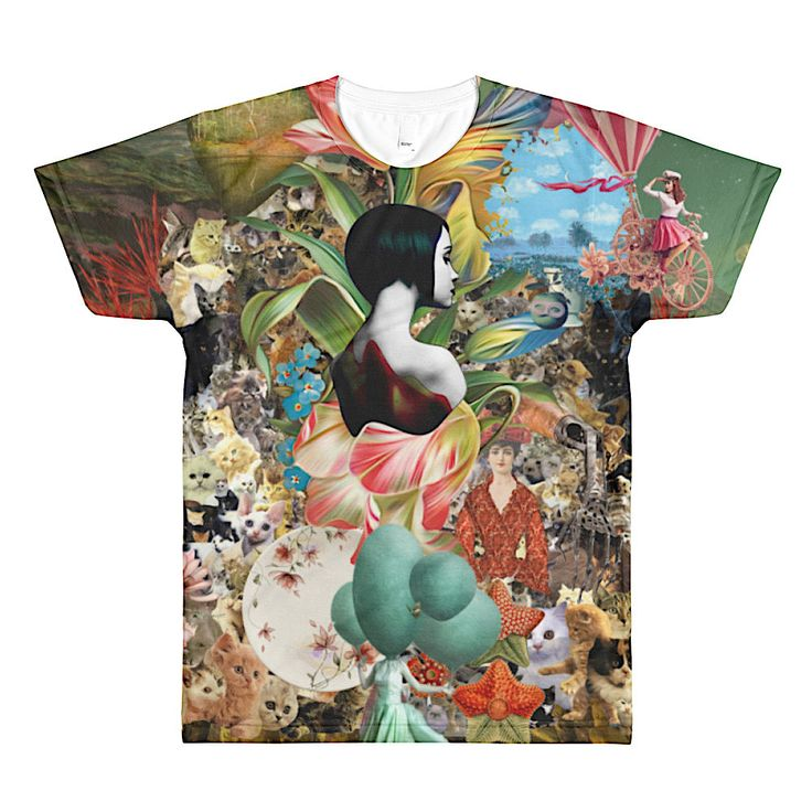 Colorful Art Shirt XLIII