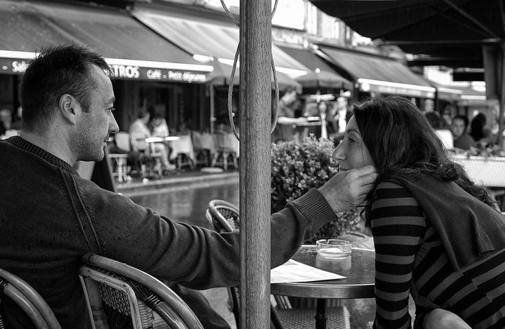 Tenderness on a French Terrace