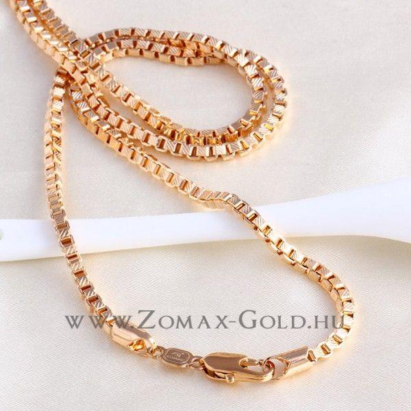 Alexa nyaklánc - Zomax Gold divatékszer www.zomax-gold.hu