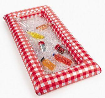 picnic party supplies, red gingham party supplies, - Jilly Bean Kids jillybeankids.com