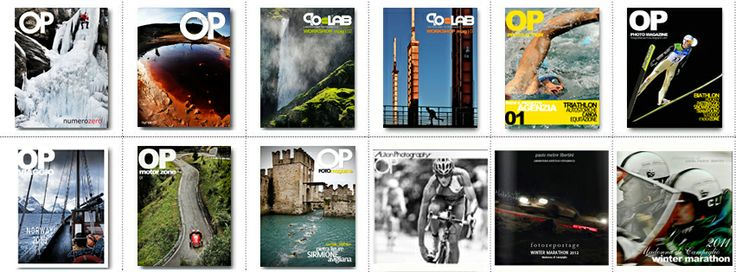 Edicola Digitale di fotografia sportiva e Outdoor by Paolo Meitre Libertini