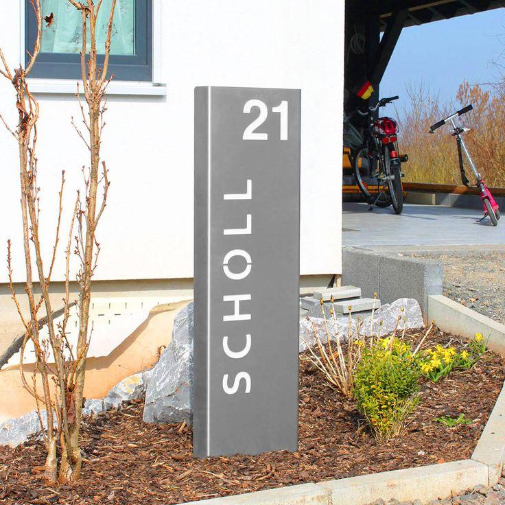 17 melhores ideias sobre hausnummer edelstahl no pinterest for Design semplice casa del fienile