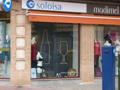 """""""Soloisa Corsetería"""" gana el concurso de escaparates de las IV Jornadas """"Alma del Vino"""" - Manzanares.es"""