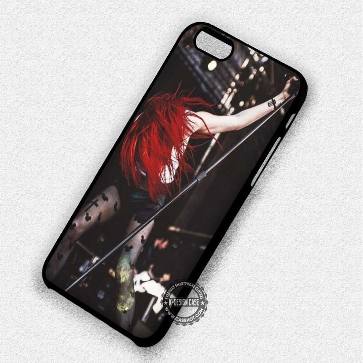 Hayley Williams Paramore - iPhone 6 5s SE Cases & Covers