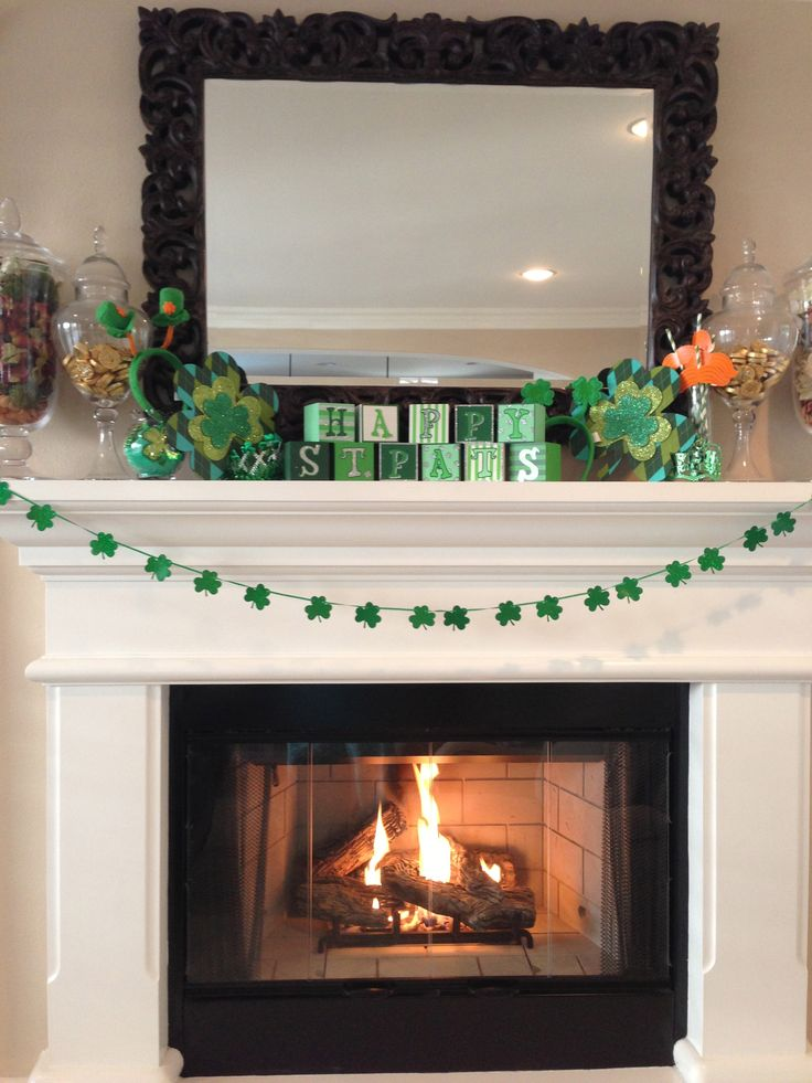 Fireplace Design all seasons fireplace : 409 best images about Mantels for All Seasons on Pinterest