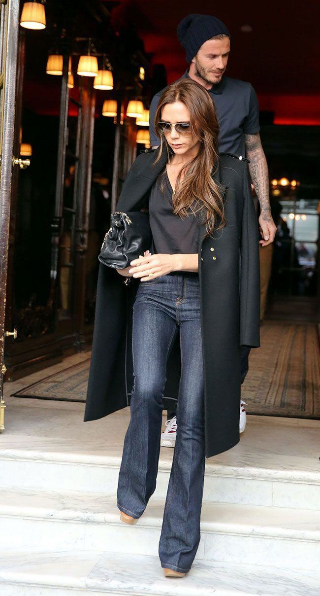 I want some bootcut jeans Fall 2014 | Outfits | Pinterest | Classy ...