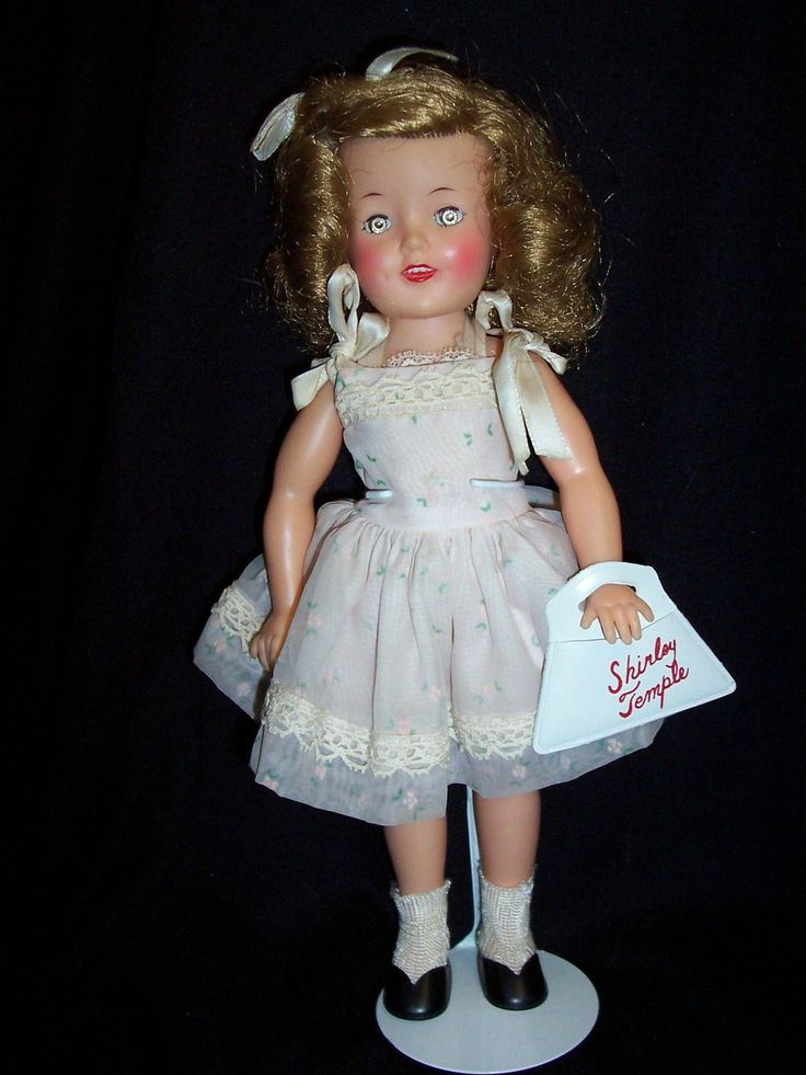 Vintage 1950 S Shirley Temple Ideal Doll St 12 12 Quot Very