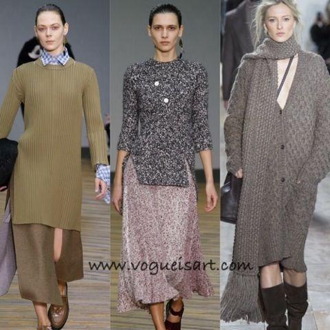 2014-2015 F/W fashion,2014-2015 Sonbahar/kış modası,2014-2015 Sonbahar/kış moda trendleri,2014-2015 Sonbahar/kış kadın modası,Yün,Triko elbise,Knitwear,knit dress