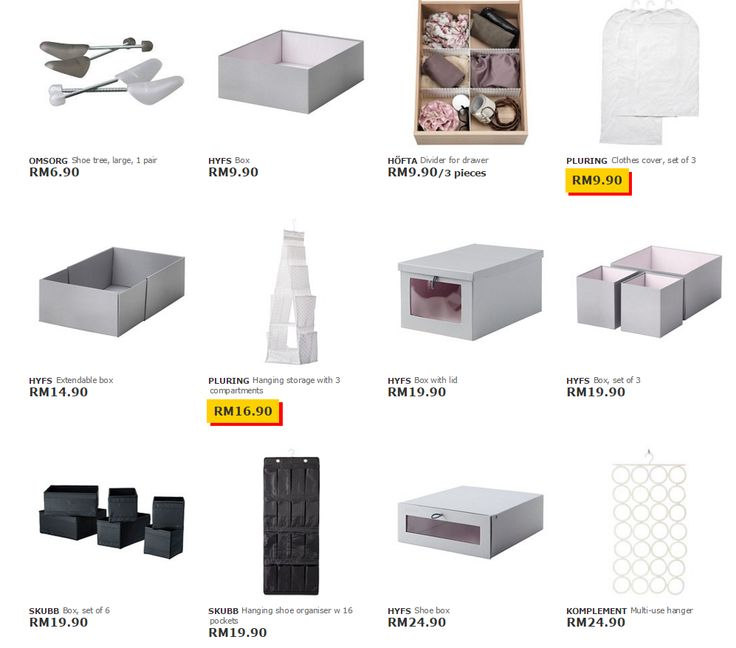 Ikea Malaysia Storage