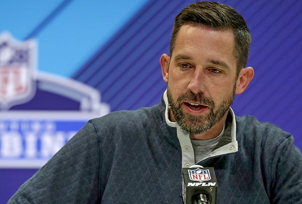 Kyle Shanahan Assesses 49ers Need at Wide Receiver