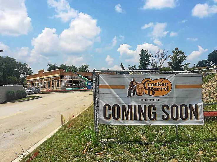 RIDLEY TOWNSHIP >> Local residents can get ready to relax in porch rocking chairs, shop  'til they drop in the gift store and order some signature down-home cooking when the brand new Cracker Barrel Old Country Store officially opens its