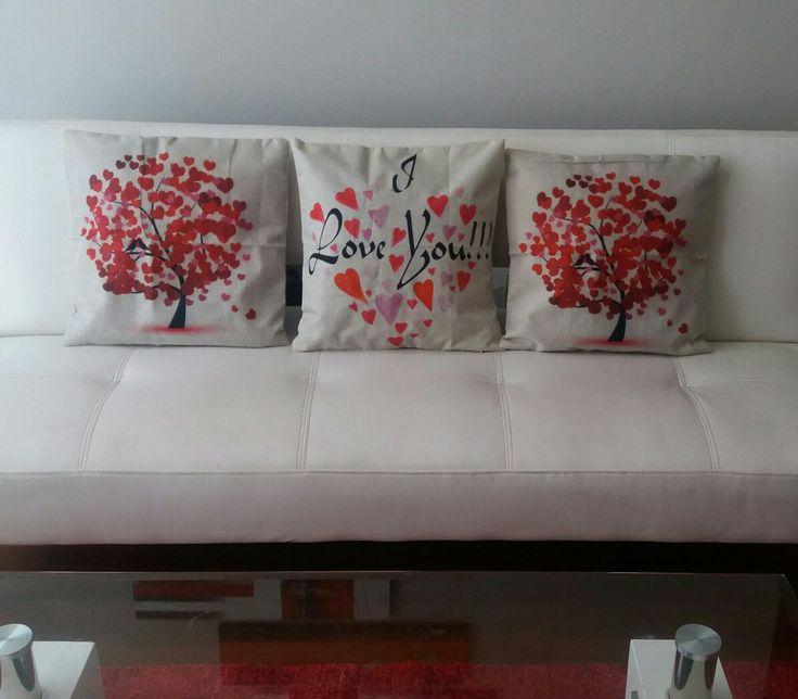 Ornamentos tu hogar para recibir esta linda fecha...cosas simples con detalles un love...