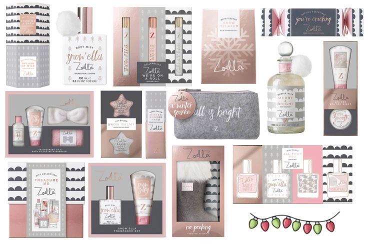 Zoella Beauty 'Snowella' Christmas Collection 2017, New Collection, Christmas 2017, Christmas Gifting, Gift Sets, Superdrug, Snowella, YouTuber, Zoe Sugg, Hannah Heartss, UK Beauty Blog,