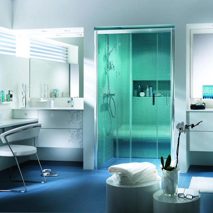 17 meilleures id es propos de salle de bain turquoise sur pinterest salle - Salle de bain turquoise ...