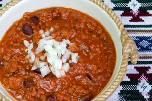 Slow Cooker - Momma's Roadhouse Chili