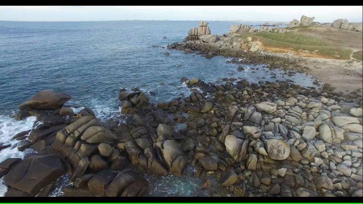 Cleder An Amied plage 08 2016 Drone DJI Phantom 3 4k