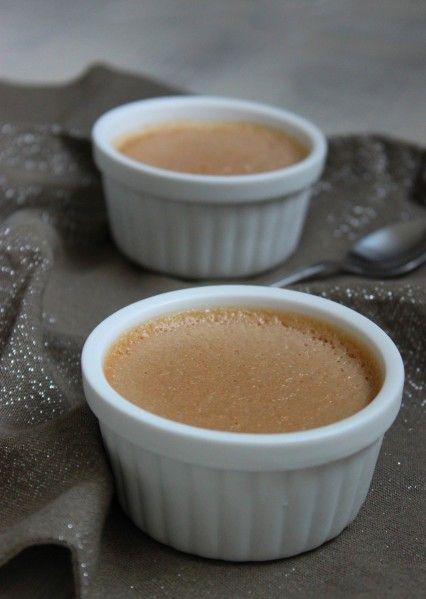 Crèmes dessert au chocolat praliné {comme des Danettes}