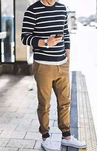 Dicas para usar calça jogger masculina