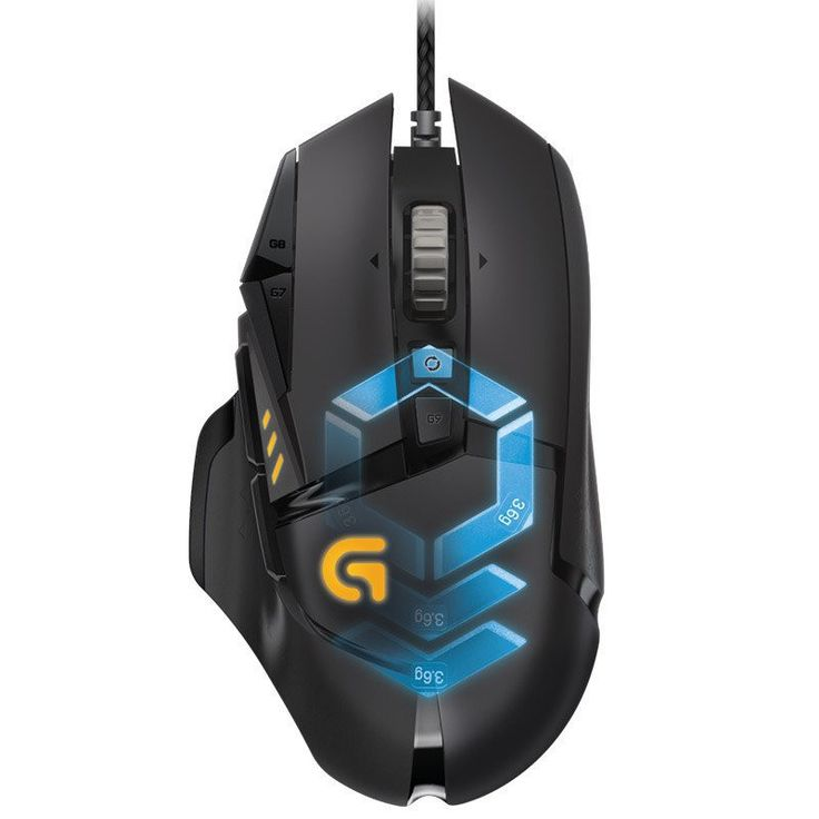 Logitech G502 Proteus Gaming Mouse Mice looks fine in design, features and function. The best accomplishment of this product is in fact simple to clean and control. The design and layout are totally astonishing that create it truly interesting and beauty...** View the item in details by clicking the VISIT button..