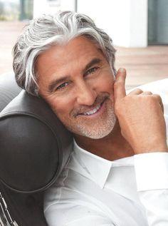 good looking older men - Google zoeken