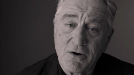 Inspirational Actor Robert DeNiro strongly criticized Donald Trump in a video filmed for the uca href ud http voteyourfuture us target ud blank ue VoteYourFuture u