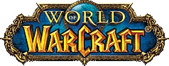 World of Warcraft PC Game Logo by Blizzard Entertainment