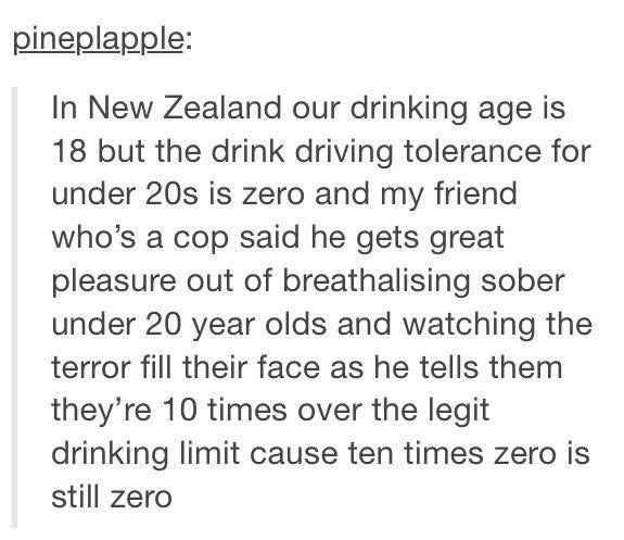 19 Times New Zealanders Totally Nailed It On Tumblr