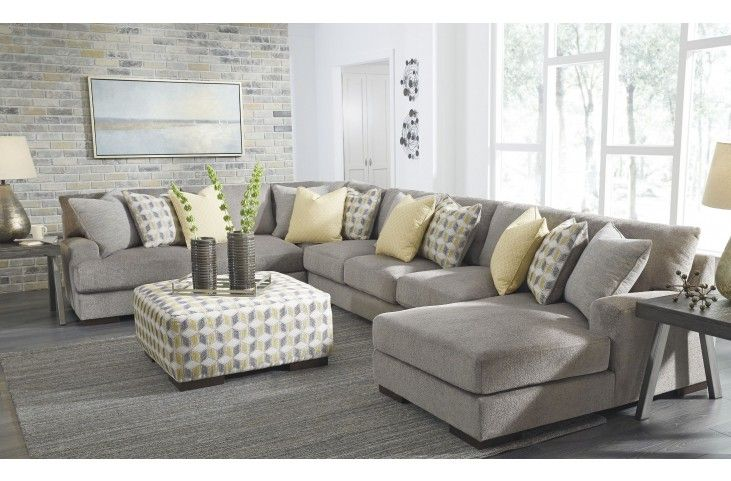 Fallsworth Smoke Raf Large Sectional From Ashley Coleman Furniture Sectional Furniture Home Decor