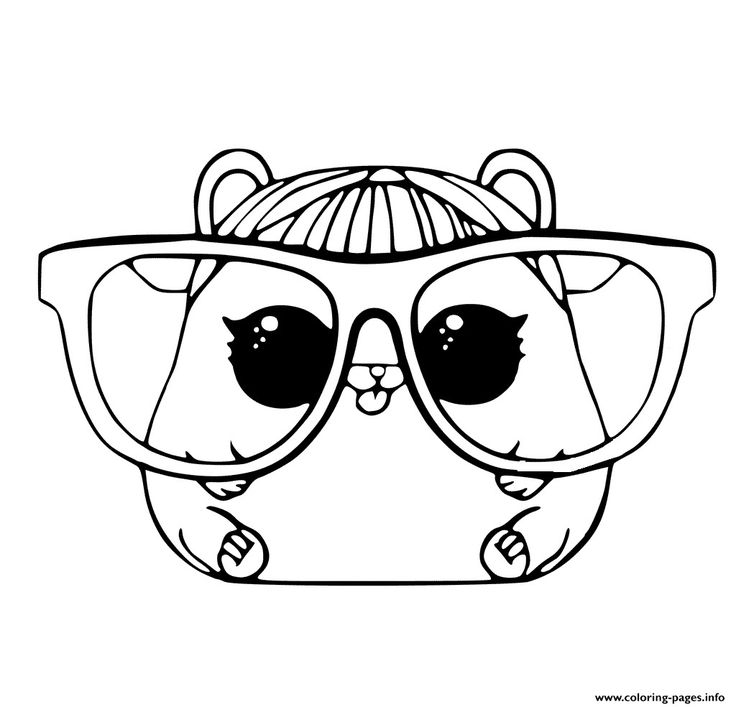1522699814LOL Pet Coloring Page Cherry Hamster At Hamster