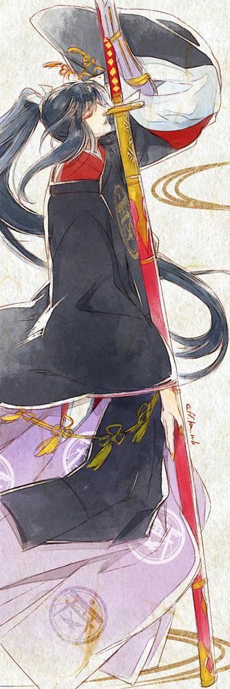 Touken Ranbu 刀と踊る #刀剣乱舞版深夜のお絵描き60分一本勝負