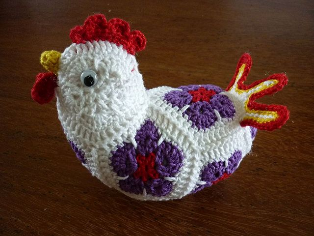 Crochet African Flower Animal Patterns : 17 Best images about ??????????? ?????? on Pinterest ...