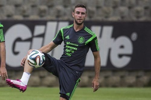 40 of the Hottest Soccer Players Competing in the 2014 World Cup: Miguel Layun