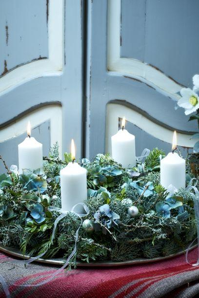 Se galleriet med adventskranse her: | Mad & Bolig
